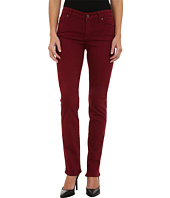 CJ by Cookie Johnson - Faith Straight Jeans in Burgundy