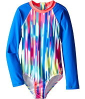 Seafolly Kids - Summer Daze Long Sleeve Surf Tank Top (Little Kids/Big Kids)