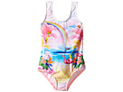 Seafolly Kids Rainbow Chaser Tank Top Swimsuit