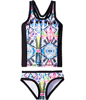 Seafolly Kids - Galaxy Bliss Singlet Bikini (Little Kids/Big Kids)