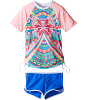 Seafolly Kids - Jewel Cove Sunvest Set (Toddler/Little Kids)