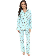 BedHead - Classic Blue Penguins PJ Set