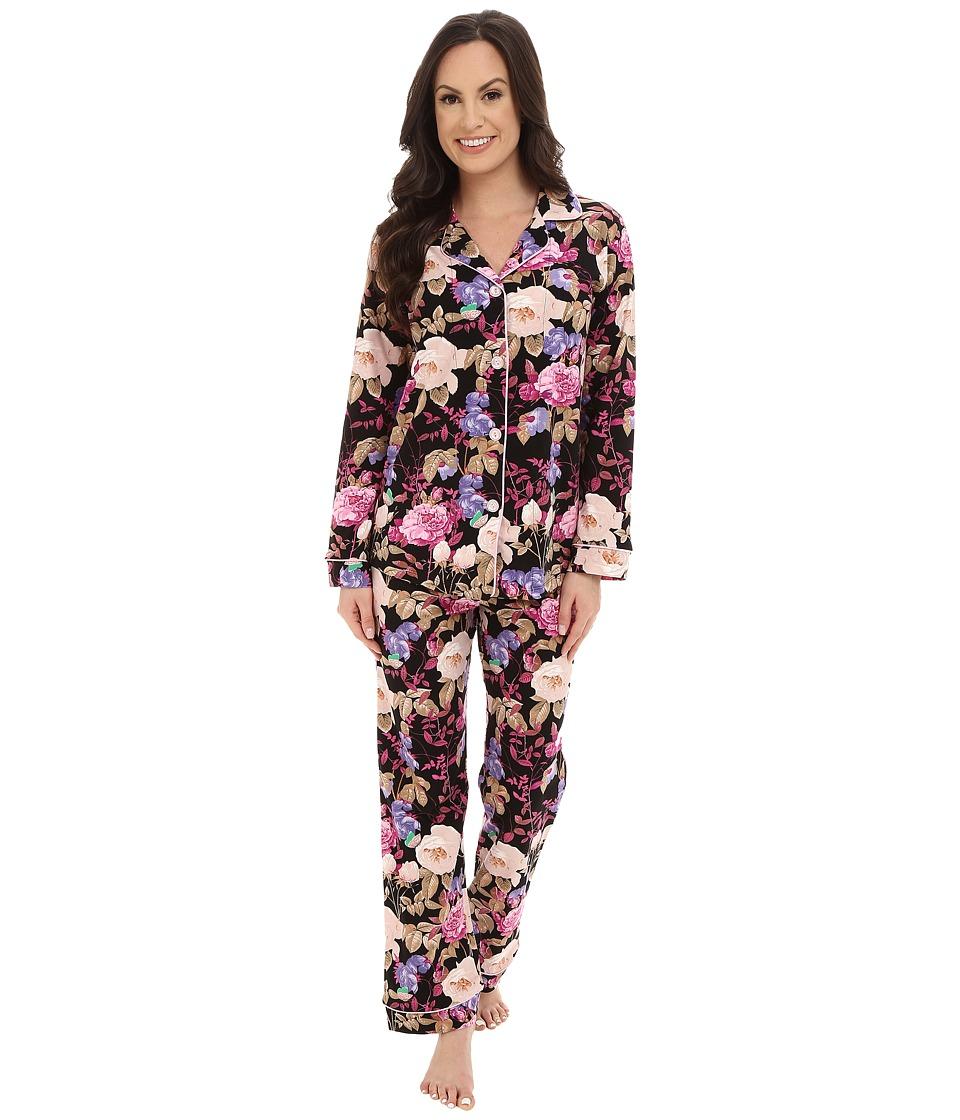 BedHead Classic Noir Closet Romantic PJ Set Noir Closet Romantic Womens Pajama Sets