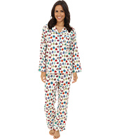 BedHead - Long Sleeve Classic Flannel PJ Set