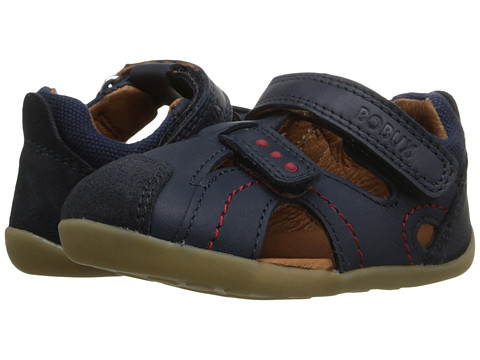 Bobux Kids Step-Up Classic Chase (Infant/Toddler) - Navy