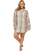 BedHead - Plus Size Flannel Nightshirt