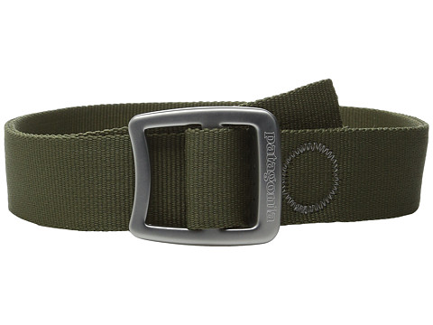 gt patagonia tech web belt one size fatigue green evilled2016
