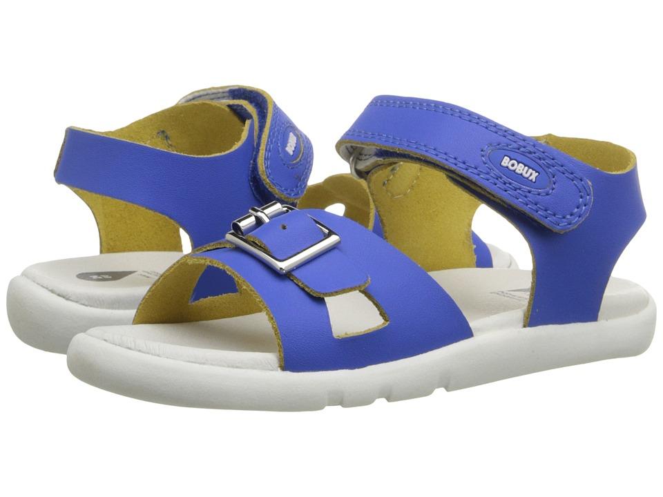 Bobux Kids I Walk Classic Pop Toddler Blue Girls Shoes