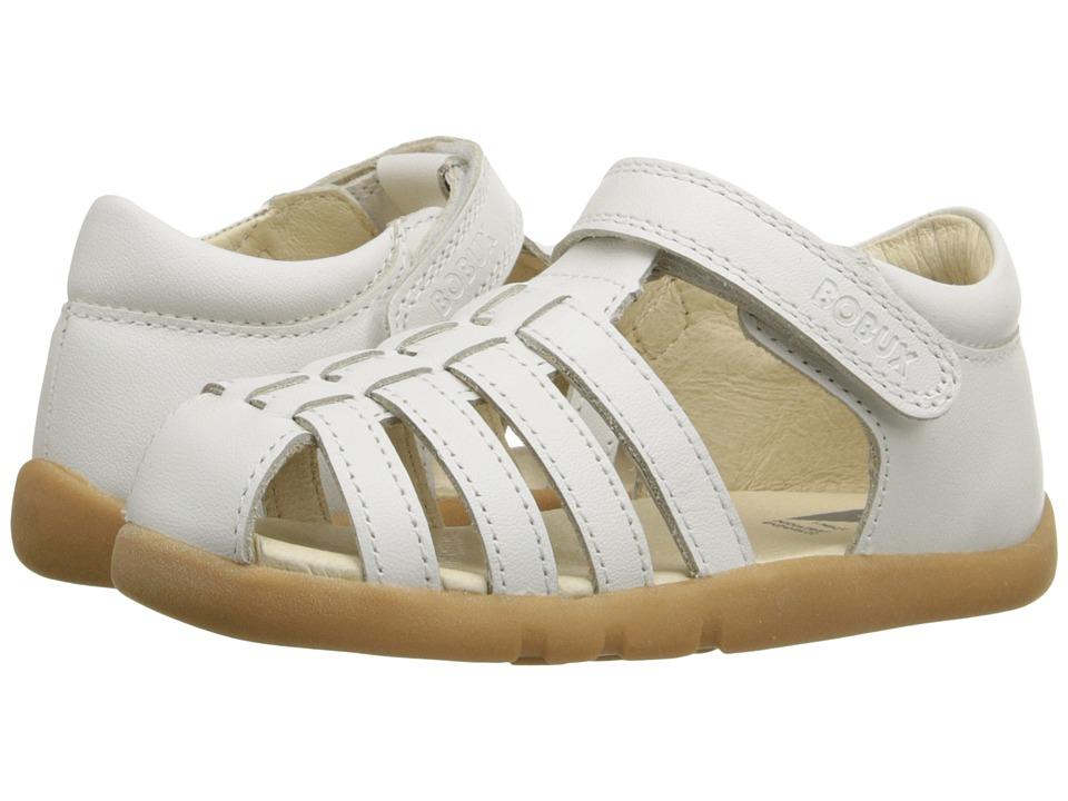 Bobux Kids I Walk Classic Skip Toddler White Girls Shoes