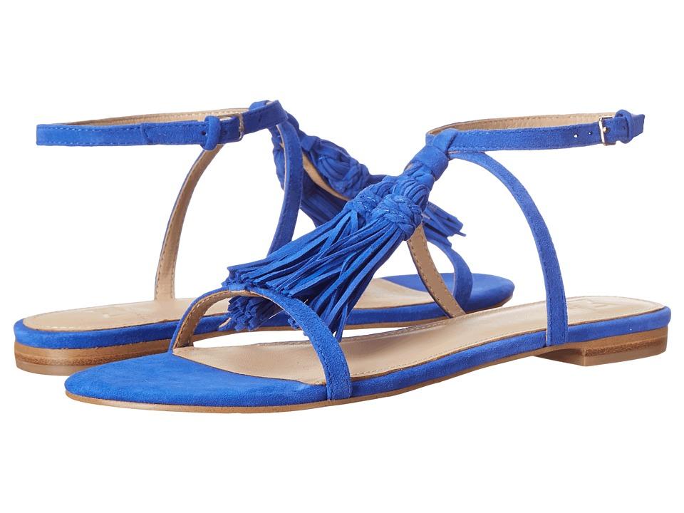 Marc Fisher LTD Crystal Blue Womens Sandals