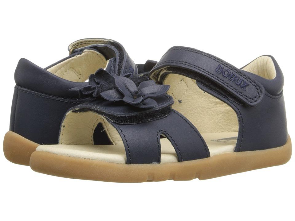 Bobux Kids I Walk Classic Breeze Toddler Navy Girls Shoes