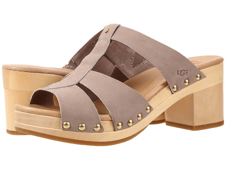 UGG - Jennie (Primer Nubuck) High Heels