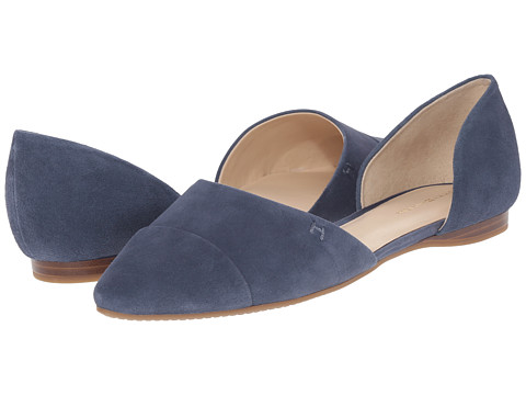 Tommy Hilfiger Naree3 - Light Blue Suede