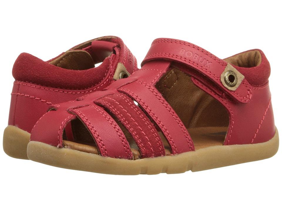 Bobux Kids I Walk Classic Roamer Toddler Red Boys Shoes