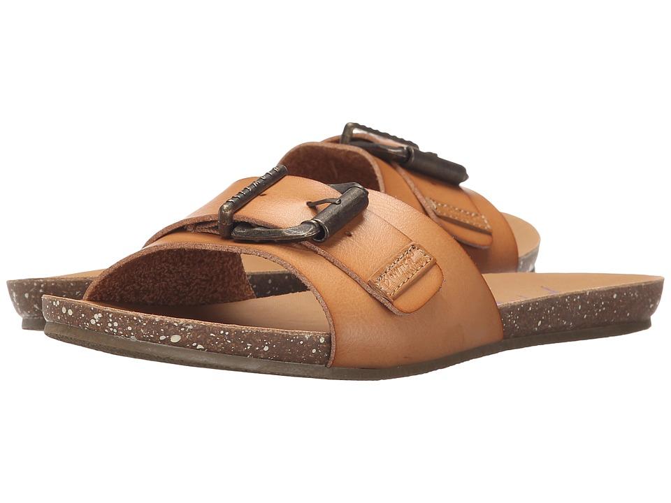 Blowfish Graph Desert Sand Dyecut PU Womens Sandals
