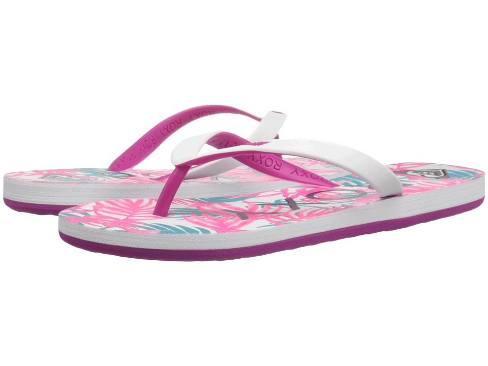 Roxy Kids Tahiti V (Little Kid/Big Kid) (Purple/Pink) Girls Shoes