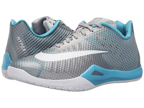 Nike Hyperlive Wolf Grey