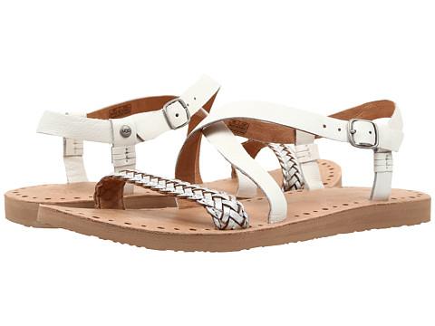 UGG Jordyne - White Wall Leather