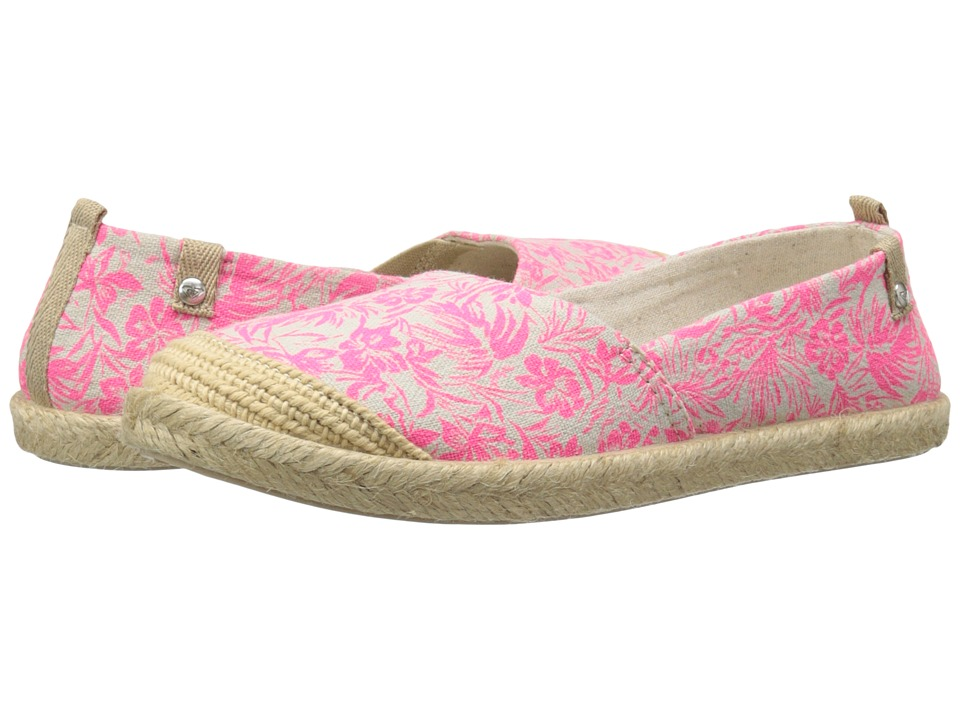Roxy Kids Flamenco Little Kid/Big Kid Pink Girls Shoes