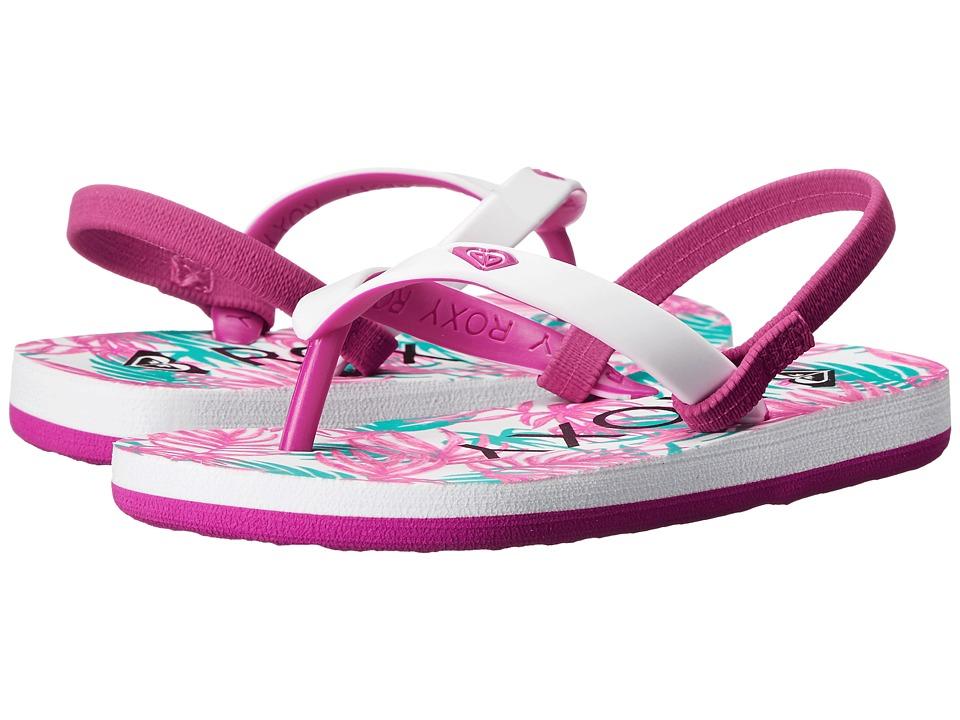 Roxy Kids Tahiti V Toddler Purple/Pink Girls Shoes