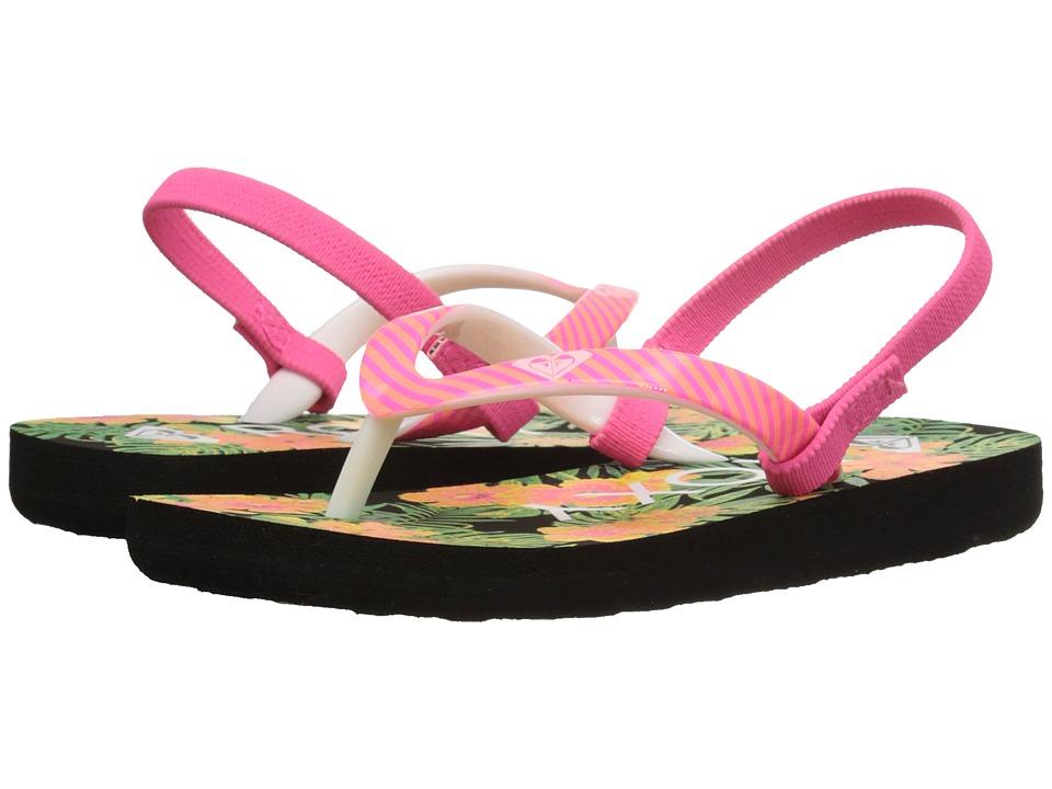 Roxy Kids Pebbles V Toddler Multi 1 Girls Shoes