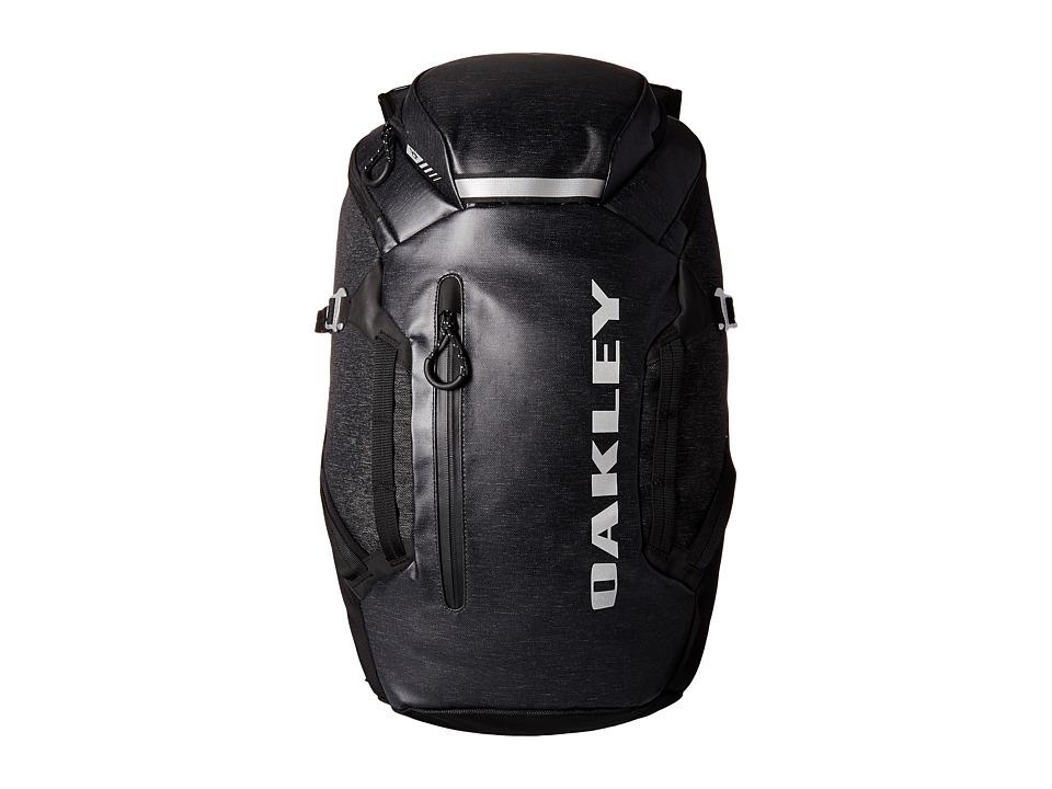 Oakley - Voyage 27 Pack (Jet Black) Backpack Bags