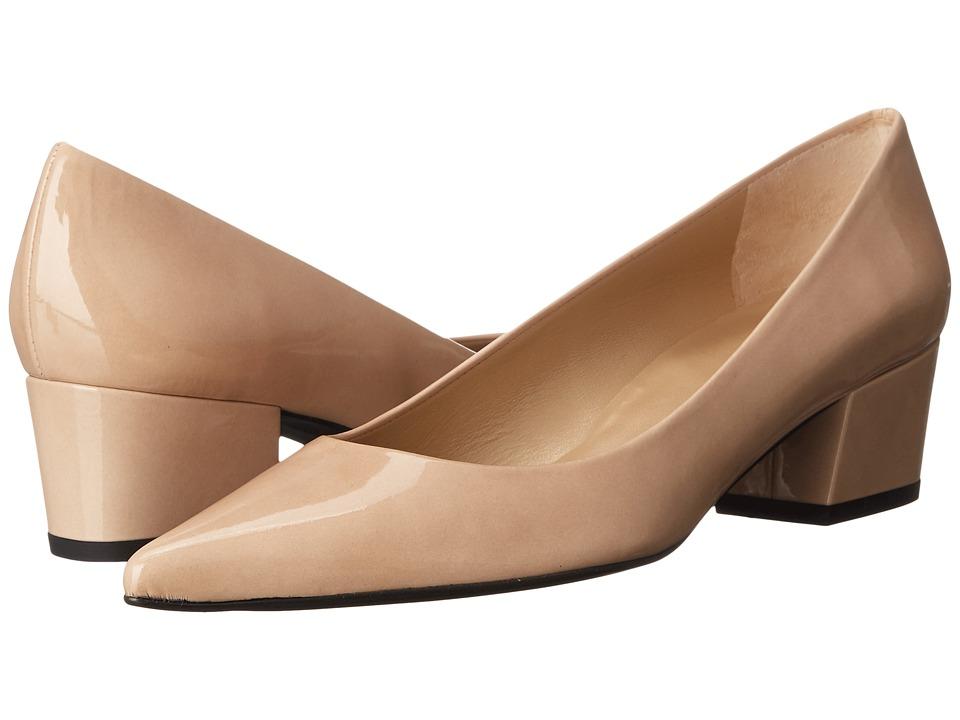 Stuart Weitzman - Largo (Naked Aniline) Womens 1-2 inch heel Shoes