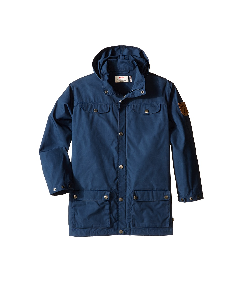 Fj llr ven Kids Kids Greenland Jacket Uncle Blue Kids Coat