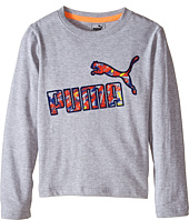 Puma Kids - Long Sleeve Tee (Little Kids)