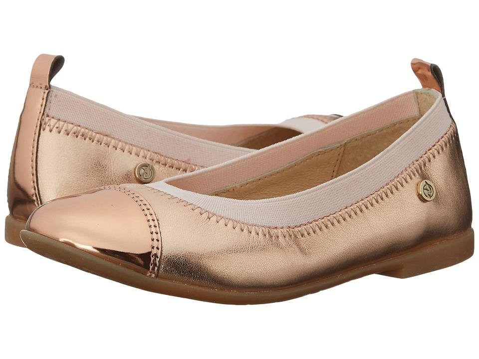 Naturino Nat. 3842 SS16 Toddler/Little Kid/Big Kid Rose Gold Girls Shoes