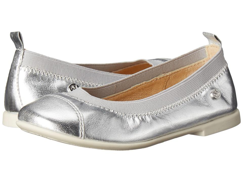 Naturino Nat. 3842 SS16 Toddler/Little Kid/Big Kid Silver Girls Shoes