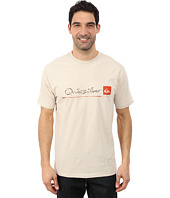 Quiksilver Waterman - Standard QMT0 Premium Cotton Screen Tee