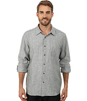 Quiksilver Waterman - Burgess Isle Traditional Woven Top