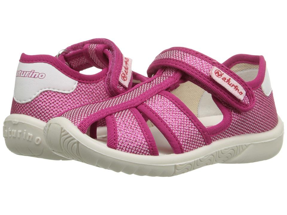 Naturino Nat. 7785 SS16 Toddler/Little Kid Fuchsia Girls Shoes