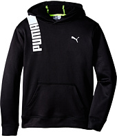 Puma Kids - Fleece Mesh Pullover (Big Kids)