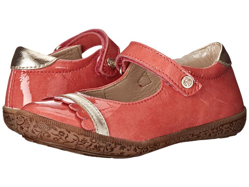 Naturino Nat. 4047 SS16 Toddler/Little Kid/Big Kid Coral Girls Shoes