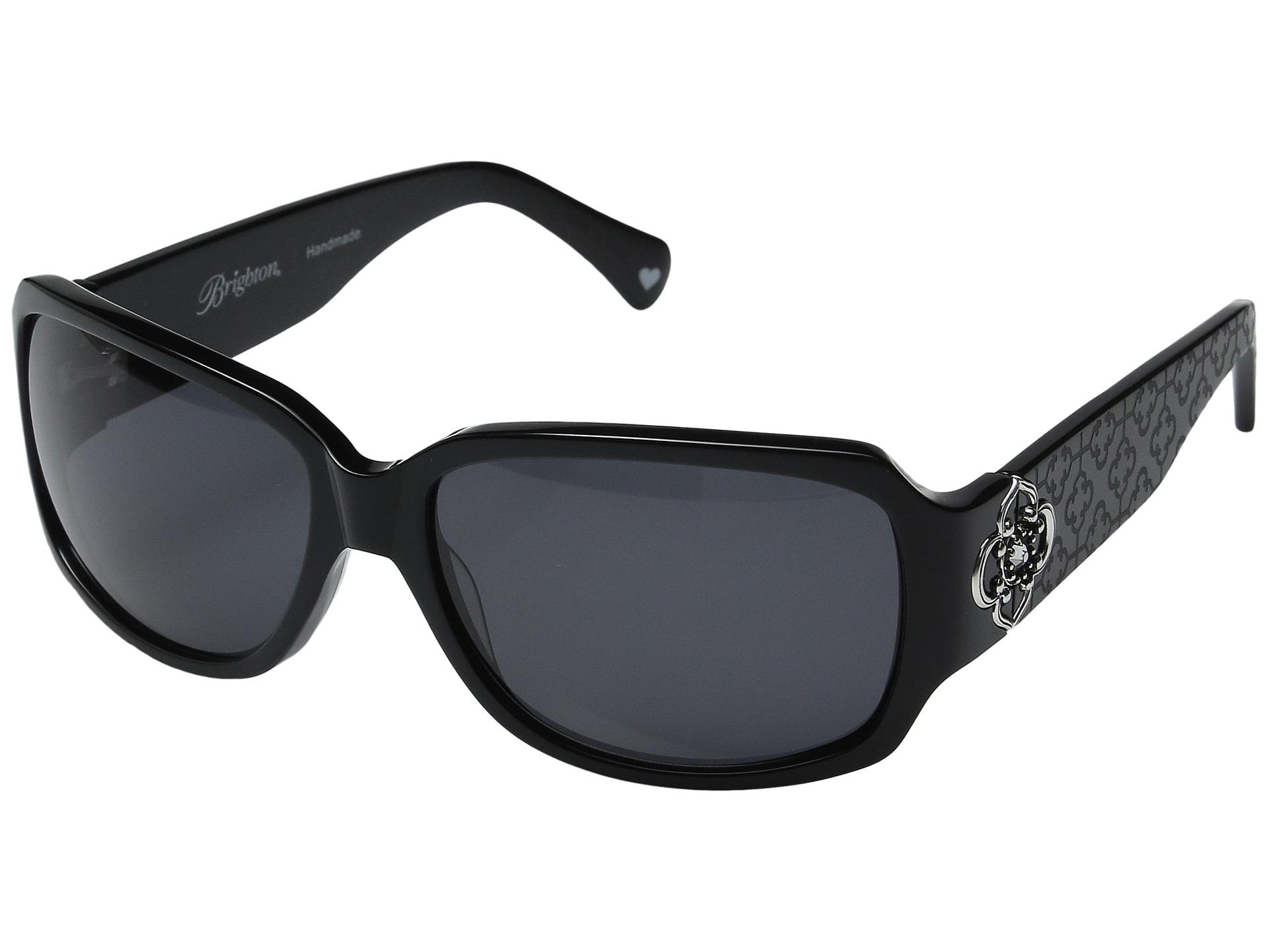 brighton toledo sunglasses at zappos