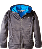 Puma Kids - Printed Bonded Jacket (Big Kids)