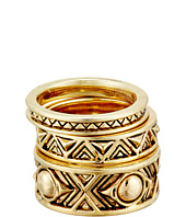 House of Harlow 1960 - Dorelia Stacked Ring Set
