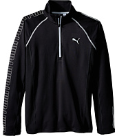 Puma Kids - Long Sleeve 1/4 Zip Top (Big Kids)