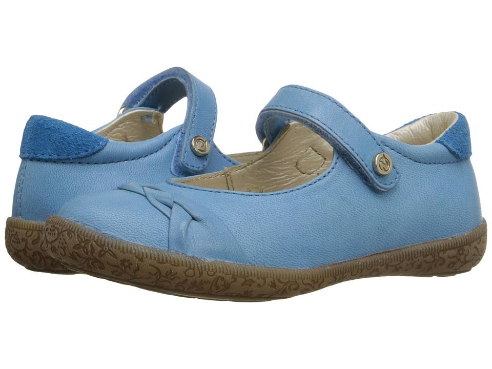 Naturino Nat. 4048 SS16 Toddler/Little Kid/Big Kid Blue Girls Shoes