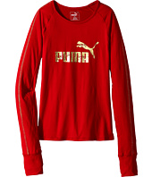 Puma Kids - Atheltic Jersey Top (Big Kids)