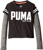 Puma Kids - Patterned Twofer (Little Kids)