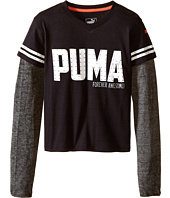 Puma Kids - Patterned Twofer (Big Kids)
