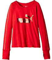 Puma Kids - Atheltic Jersey Top (Little Kids)