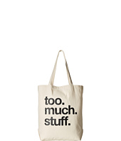 Dogeared - Too.Much.Stuff Tote