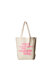 Dogeared - Yay! I Remembered My Reusable Bag Tote