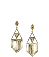 House of Harlow 1960 - Golden Hour Fringe Earrings