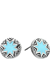 House of Harlow 1960 - Engraved Sunburst Stud Earrings