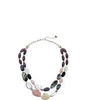 The Sak - Double Row Beaded Necklace 18